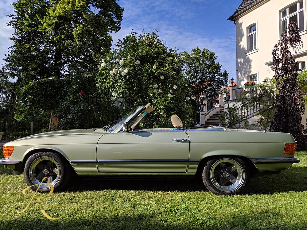 Besondere Fahrzeuge für Ihr Fest - Friseurteam Reimann